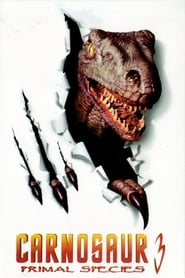 Streaming sources for Carnosaur 3 Primal Species