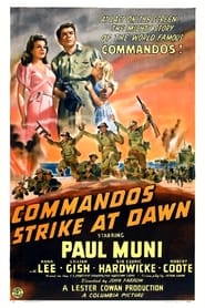 Streaming sources for Commandos Strike at Dawn