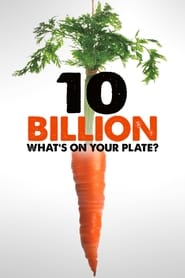10 Billion  Whats on your plate Poster