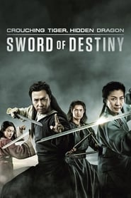 Streaming sources for Crouching Tiger Hidden Dragon Sword of Destiny