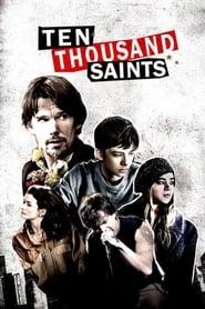 Ten Thousand Saints Poster