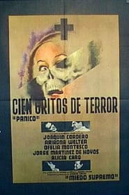 100 Cries of Terror Poster