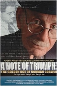 Streaming sources for A Note of Triumph The Golden Age of Norman Corwin