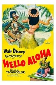 Hello Aloha Poster