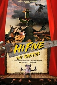HiFive the Cactus Poster
