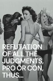 Streaming sources for Rfutation de tous les jugements tant logieux quhostiles qui ont t jusquici ports sur le film La socit du spectacle