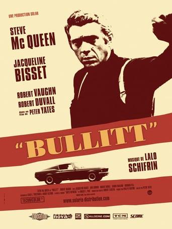 Bullitt Steve McQueens Commitment to Reality Poster