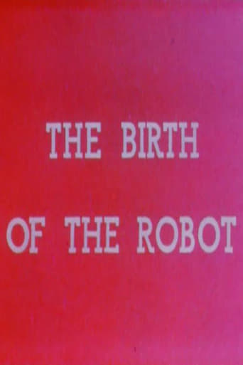 Streaming sources for The Birth of the Robot