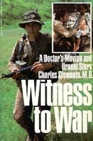 Streaming sources for Witness to War Dr Charlie Clements