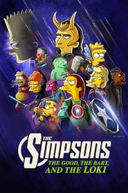 Streaming sources for The Simpsons The Good the Bart and the Loki