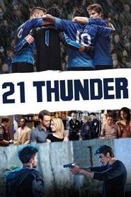 21 Thunder Poster
