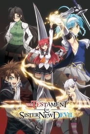 Streaming sources for The Testament of Sister New Devil