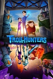 Trollhunters Tales of Arcadia Poster