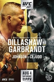 Streaming sources for UFC 227 Dillashaw vs Garbrandt 2