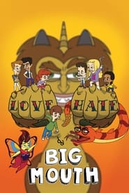 Streaming sources for Big Mouth