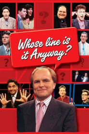 Streaming sources for Whose Line Is It Anyway