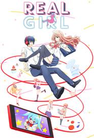 3D Kanojo Real Girl Poster