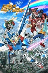 Streaming sources for Gundam Build Fighters