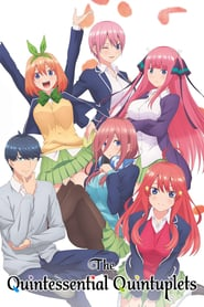 Streaming sources for The Quintessential Quintuplets