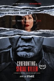 Confronting a Serial Killer Poster