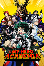 Streaming sources for My Hero Academia