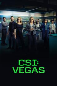 CSI Vegas Poster
