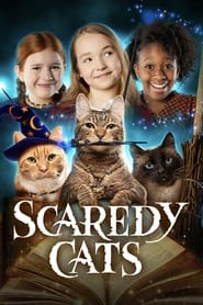 Scaredy Cats Poster