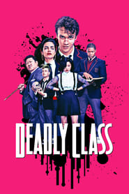 Streaming sources for Deadly Class
