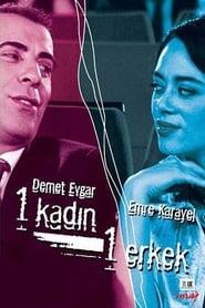 1 Kadin 1 Erkek Poster