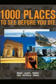 1000 Places to See Before You Die Poster