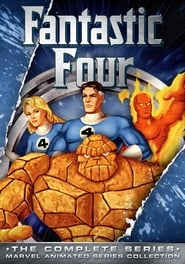 Fantastic Four The Animated Series Poster