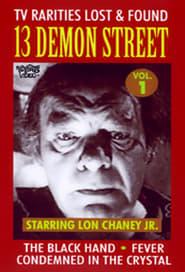 13 Demon Street Poster