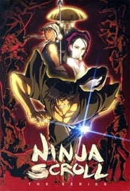 Streaming sources for Ninja Scroll The Series