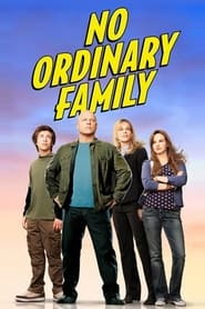 Streaming sources for No Ordinary Family