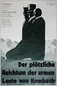 Streaming sources for Der pltzliche Reichtum der armen Leute von Kombach