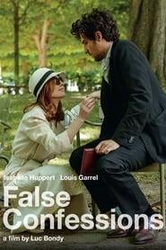 False Confessions Poster