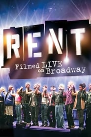 Streaming sources for Rent Filmed Live on Broadway