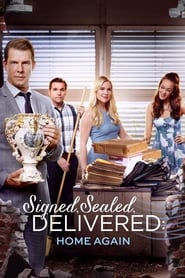 Streaming sources for Signed Sealed Delivered Home Again