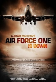 Alistair MacLeans Air Force One Is Down Poster