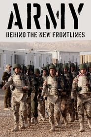 Army Behind the New Frontlines