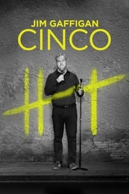 Streaming sources for Jim Gaffigan Cinco