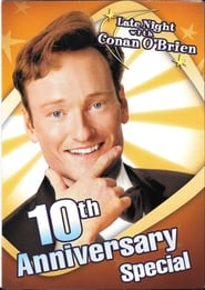 Streaming sources for Late Night with Conan OBrien 10th Anniversary Special