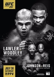 Streaming sources for UFC 201 Lawler vs Woodley