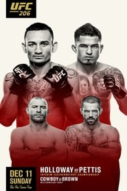 Streaming sources for UFC 206 Holloway vs Pettis