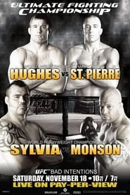 Streaming sources for UFC 65 Bad Intentions