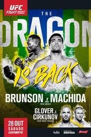 Streaming sources for UFC Fight Night Brunson vs Machida