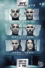 Streaming sources for UFC on Fox Alvarez vs Poirier 2