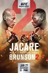 Streaming sources for UFC on Fox Jacar vs Brunson 2
