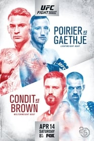 Streaming sources for UFC on Fox Poirier vs Gaethje
