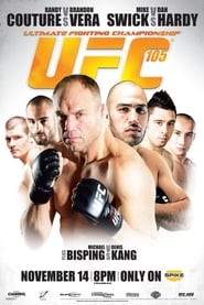 Streaming sources for UFC 105 Couture vs Vera
